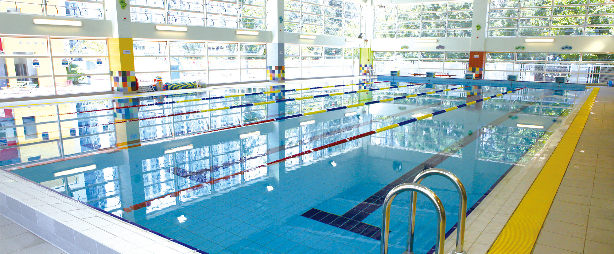 Locations Stanford Swimming School
